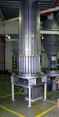 otočný zásobník kelímků sloužící jako součást zařízení k automatickému dávkování kelímků