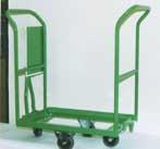 jednoduchý vozík s vojkou